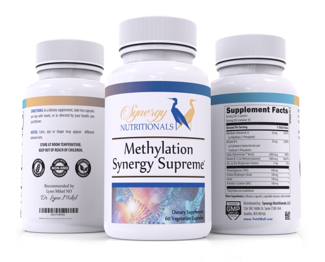 Methylation Synergy Supreme by Synergy Nutritionals